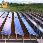 Brasil ultrapassa marca de 3 GW em usinas solares de grande porte, aponta ABSOLAR