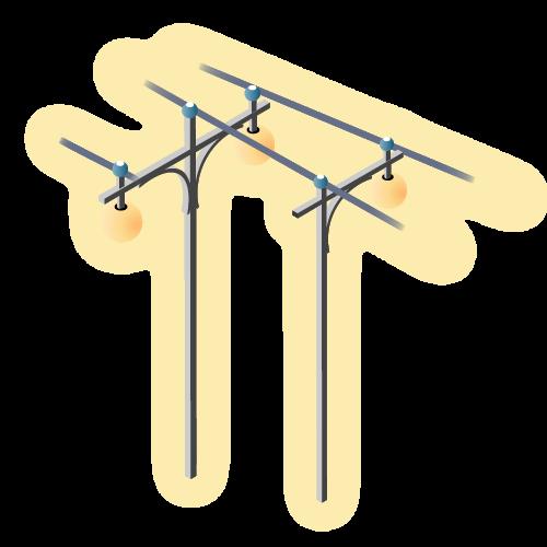 loteamento-iluminação-publica-planel-engenharia-eletrica-solar
